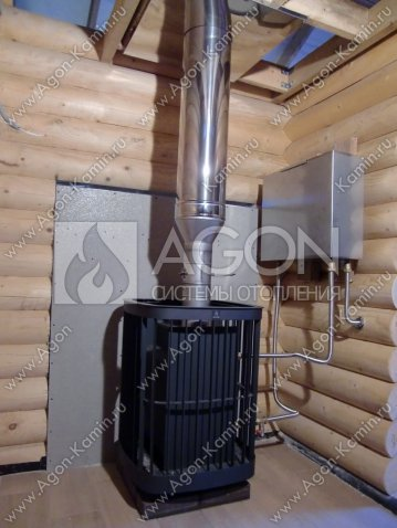 Установка печи с теплообменником в бане Пластины теплообменника Sondex S315 Ижевск